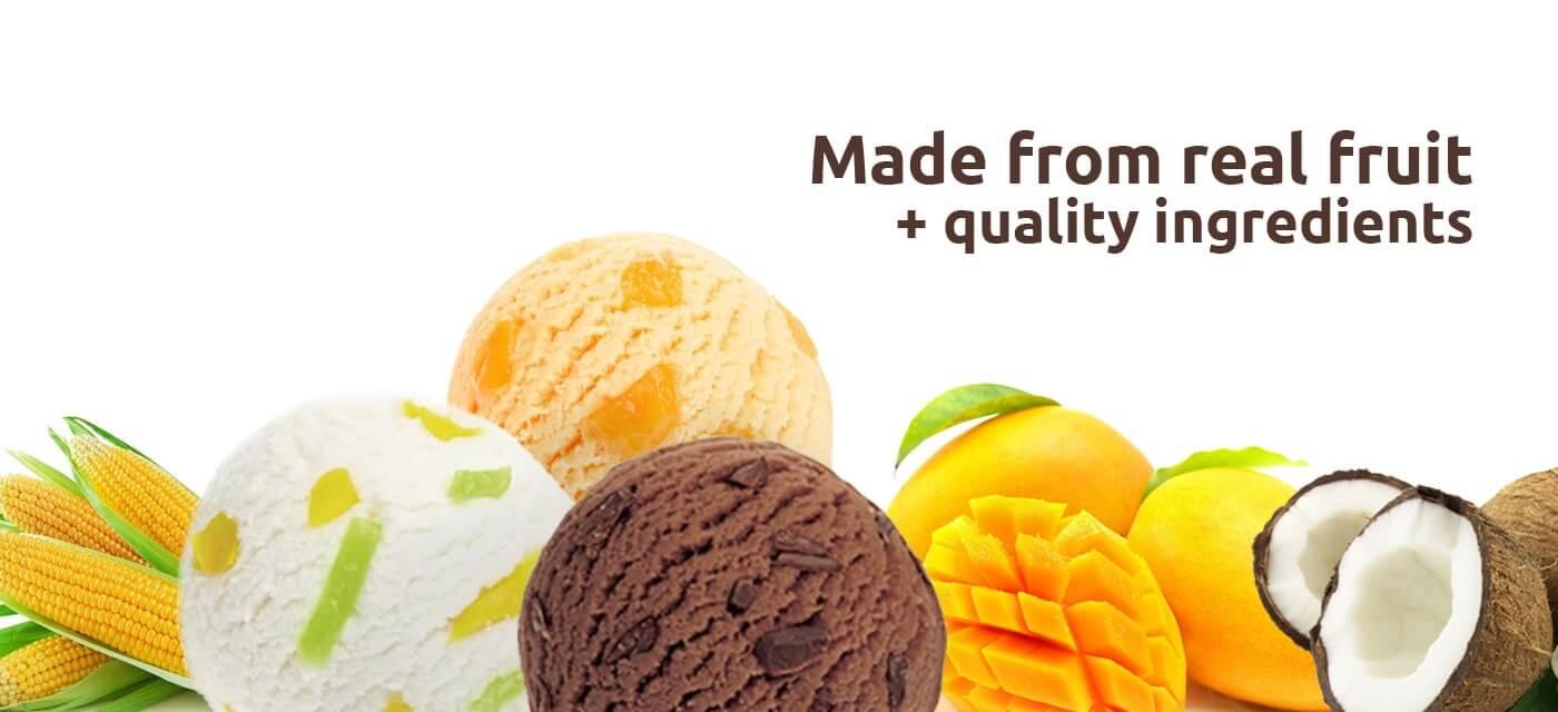 Ice Cream Brands Singapore Supplier,Manufacturer,Distributor